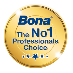 Bona the number 1 professionals choice