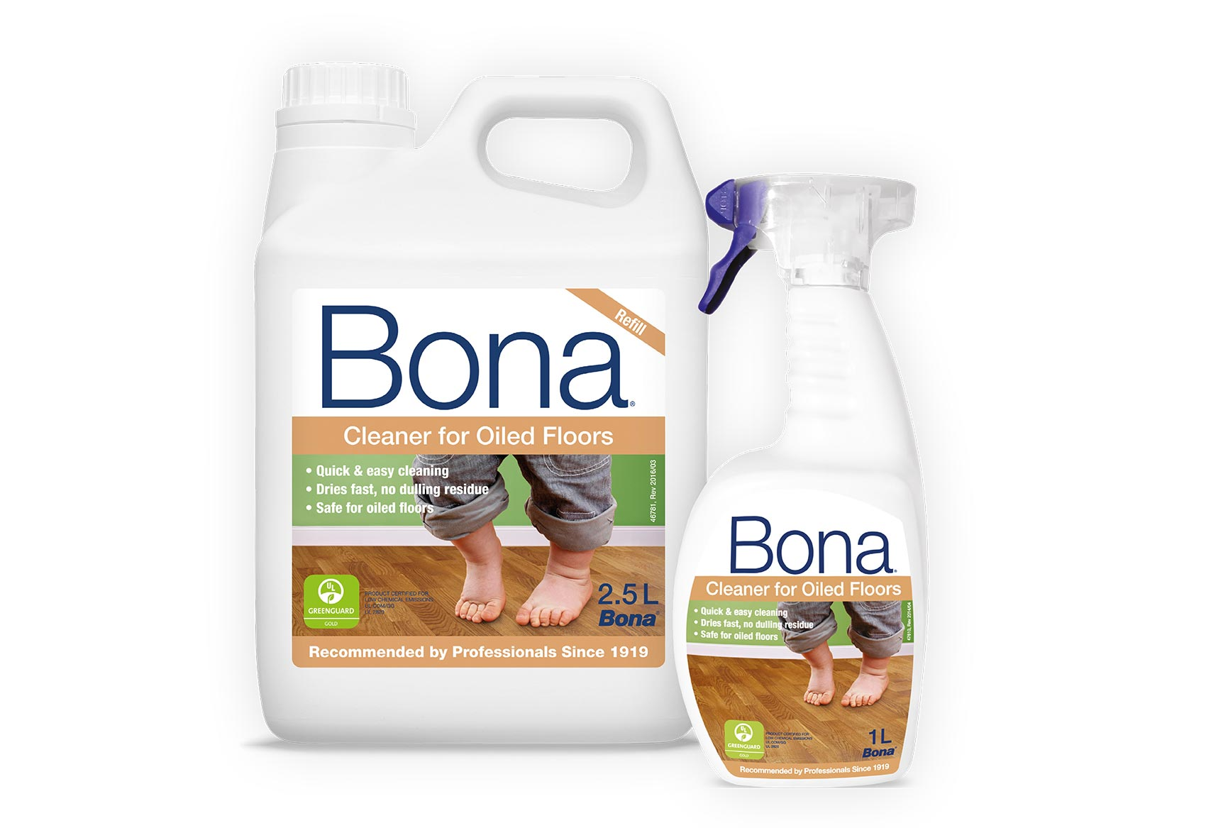 Bona Oil Cleaner